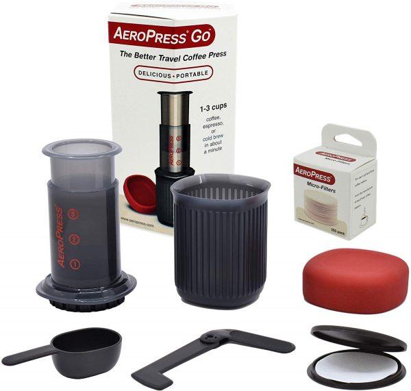 Aeropress to Go Coffee Maker