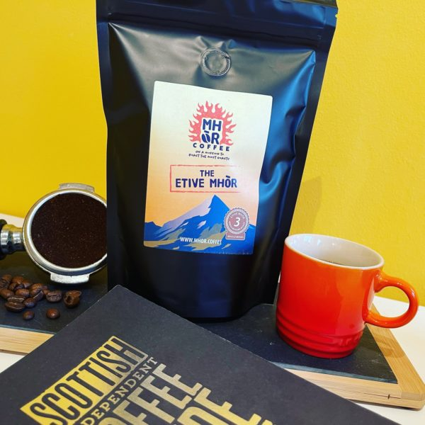 Mhor Coffee Etive Mhor Blend Artisan Coffee