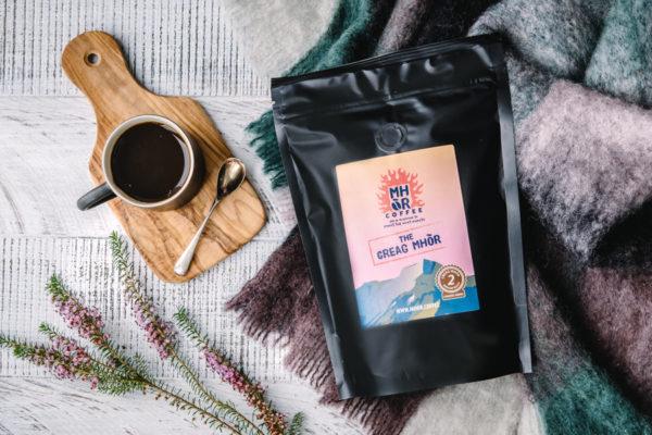 Mhor Coffee Creag Mhor Blend Artisan Coffee