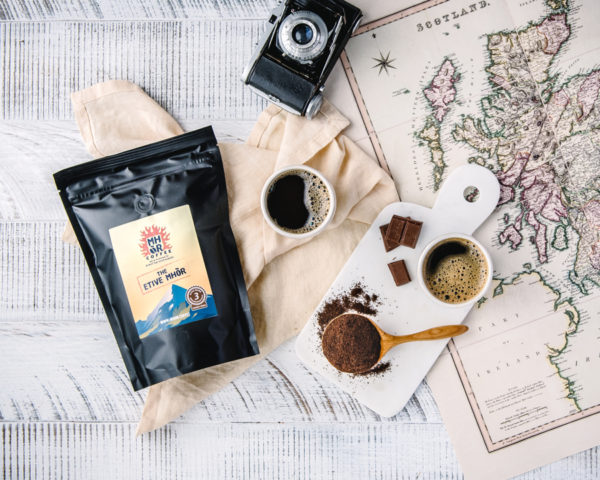 Mhor Coffee Etive Mhor Blend Artisan Coffee