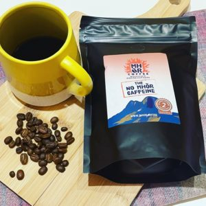 Mhor Coffee No Mhor Caffeine Decaffeinated Blend Artisan Coffee