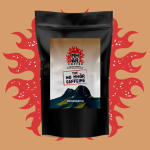 Mhor Coffee No Mhor Caffeine Decaffeinated Blend Artisan Coffee