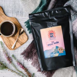 Mhor Coffee Creag Mhor Blend Artisan Coffee