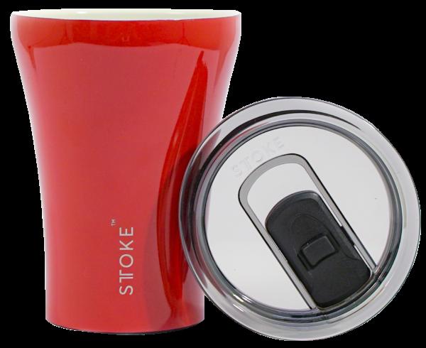 The Sttoke Shatterproof Reusable Mug